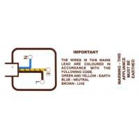 Plug Code Wiring Tapes