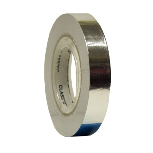 20mm Aluminium Class O Foil Tape - HEVAC Tape
