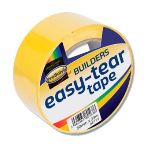 ProSolveTM Easy-Tear Builders Tape (Per box)