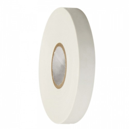 12mm White PVC Electrical Tape