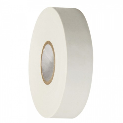 19mm White PVC Electrical Tape