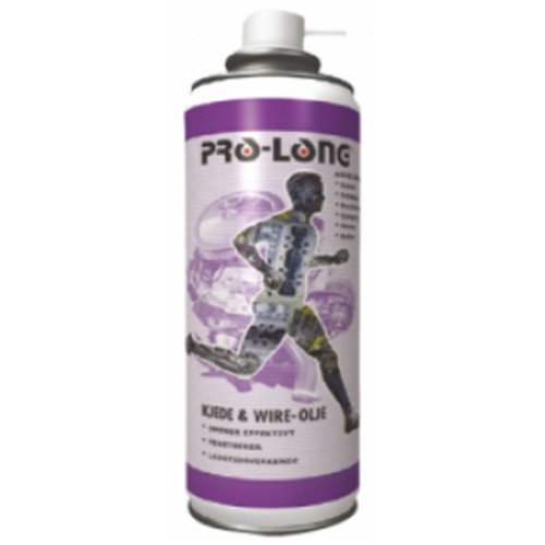 Pro-Long Kjede Wire Olje+ (Chain and wire oil+) Lubricant 500ml