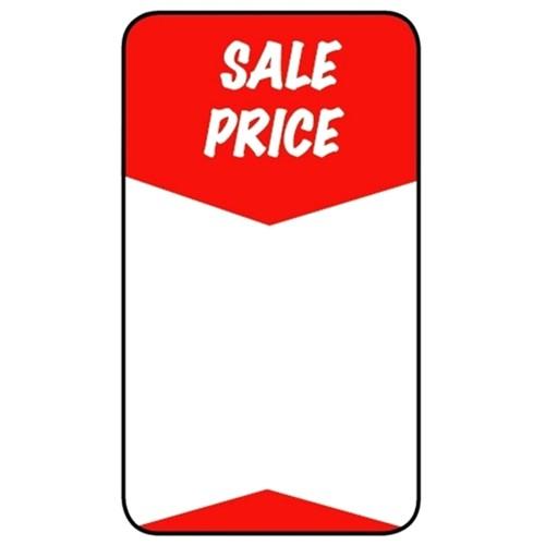 SALE PRICE - Retail Promotion Labels