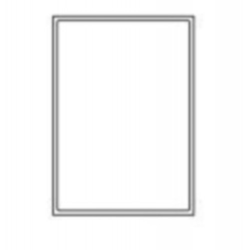 199.6 x 289.1mm (1/Sheet) - A4 Sheet Labels (100 Sheets)