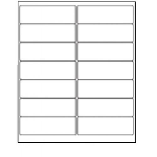 99.1 x 42mm (12/Sheet) - A4 Sheet Labels (100 Sheets)