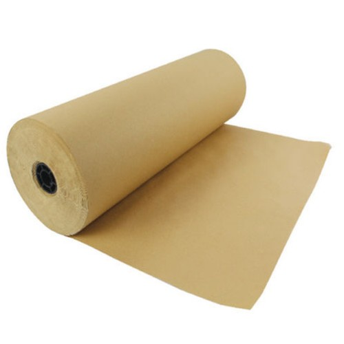 """Pure Kraft Wrapping Paper - Campbell Super Supreme, 24"""" (600mm x 250m)"""