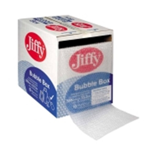 Jiffy Small Bubble Wrap Dispenser Box 300mm X 50m