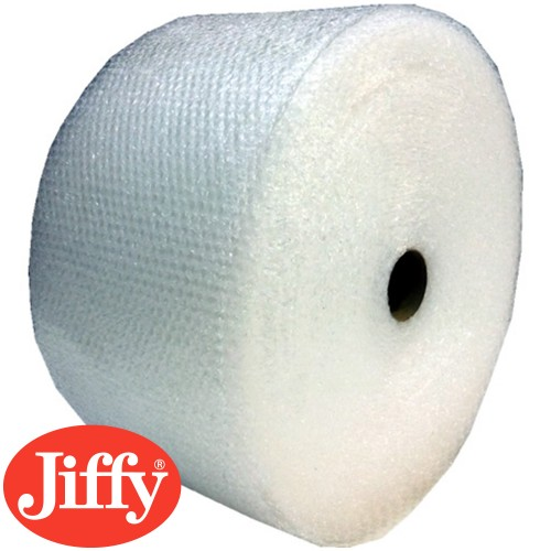 "Jiffy Small Bubble Bubble Wrap (12"" 300mm x 100m)"