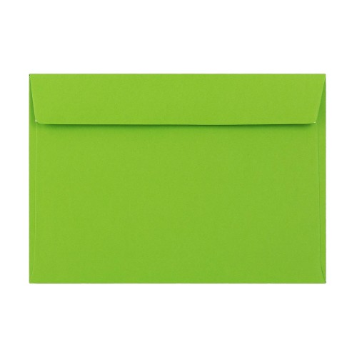 162x229mm C5 Green 90gsm Gummed Envelopes - Qty 100