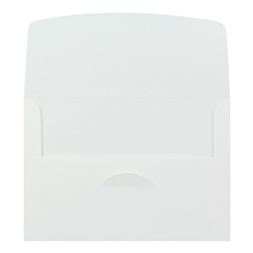 140x200mm White 80gsm Gummed Announcement Envelopes - Qty 100