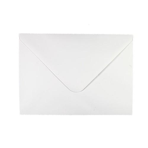 200x280mm White 80gsm Gummed Diamond Envelopes - Qty 100