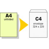 C4 Business Envelopes