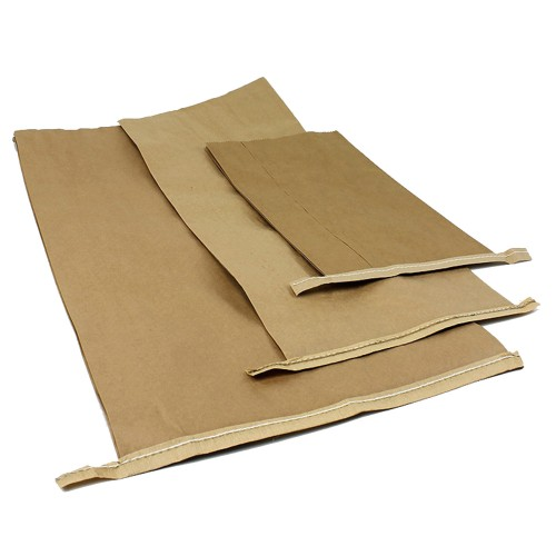 "2ply Kraft Paper Mailing 'Potato' Sacks 14"" x 3"" x 25"" (356mm x 76mm x 635mm) Qty 100"