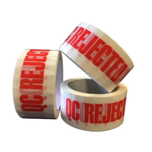 QC REJECTED - PP Packing Tape