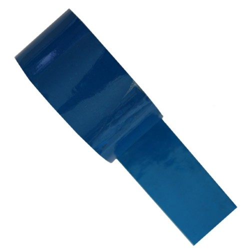 AUXILLARY BLUE 18E53 (48mm) - Colour Pipe Identification (ID) Tape