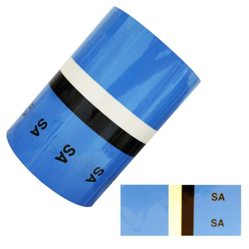 SA (Surgical Air) - BS1710:2014 Banded Pipe Identification (ID) Labels