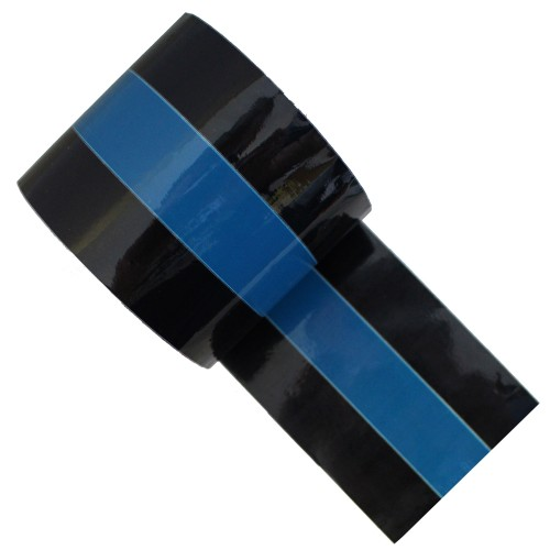 ISO 5002 - Black Water - Banded Marine Pipe Identification (ID) Tape