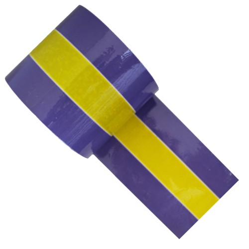 ISO MISC1 - Flammable Acid/Alkali - Banded Marine Pipe Identification (ID) Tape