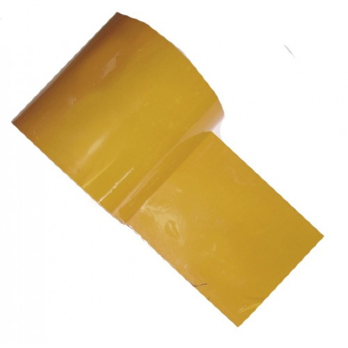 YELLOW OCHRE 08C35 (96mm) - Colour Pipe Identification (ID) Tape