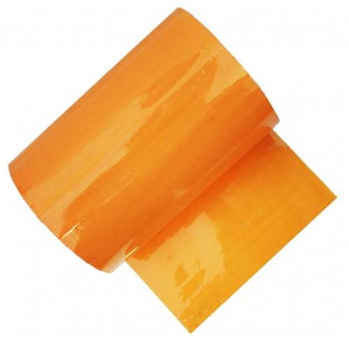 ORANGE 06E51 (144mm) - Colour Pipe Identification (ID) Tape