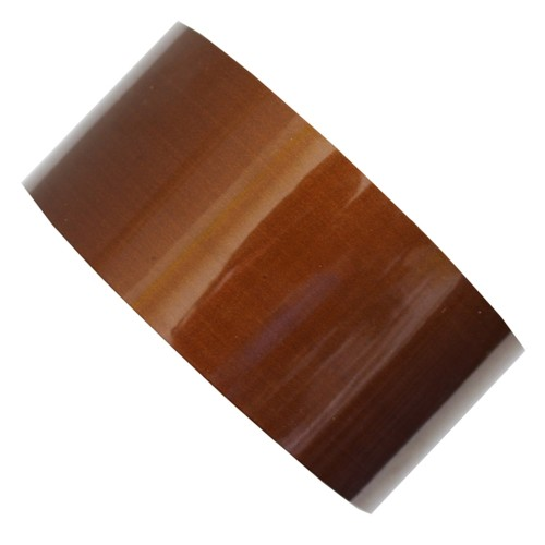 BROWN 06C39 (50mm) - All Weather Pipe Identification (ID) Tape