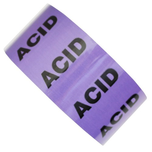 ACID - All Weather Pipe Identification (ID) Tape