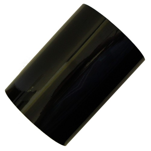 BLACK 00E53 (150mm) - All Weather Pipe Identification (ID) Tape