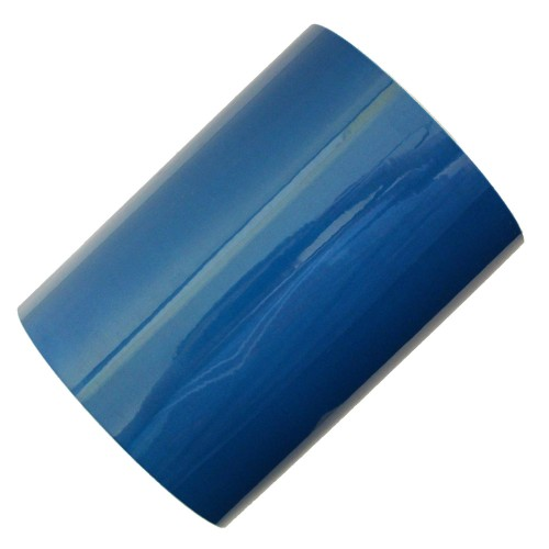 AUXILLARY BLUE 18E53 (150mm) - All Weather Pipe Identification (ID) Tape