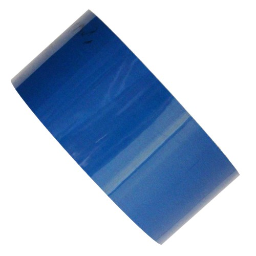 AUXILLARY BLUE 18E53 (50mm) - All Weather Pipe Identification (ID) Tape