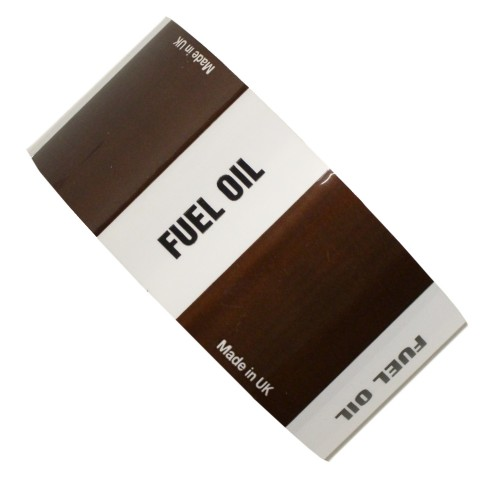 FUEL OIL - All Weather Pipe Identification (ID) Tape