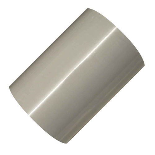 SILVER GREY 10A03 - All Weather Pipe Identification (ID) Tape