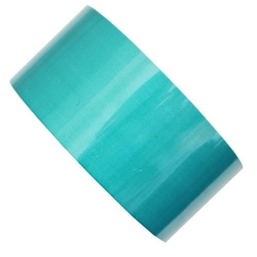 AQUAMARINE 16E53 / RAL6016 - All Weather Pipe Identification (ID) Tape