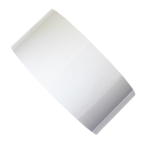 WHITE 00E55 - All Weather Pipe Identification (ID) Tape