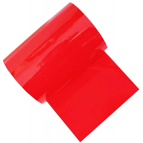 SAFETY RED 04E53 (144mm) - Colour Pipe Identification (ID) Tape