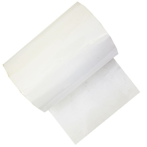WHITE 00E55 (144mm) - Colour Pipe Identification (ID) Tape