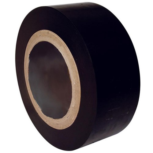 Black Low Tack Protection Tape (Price per box)