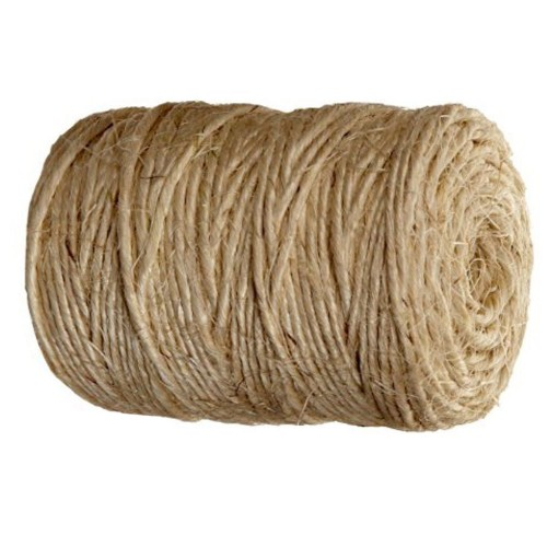4/50 Sisal Natural Twine/String (Price per 2.25kg spool)