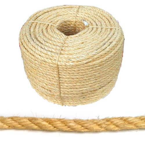 12mm Sisal Natural Rope (Price per m)