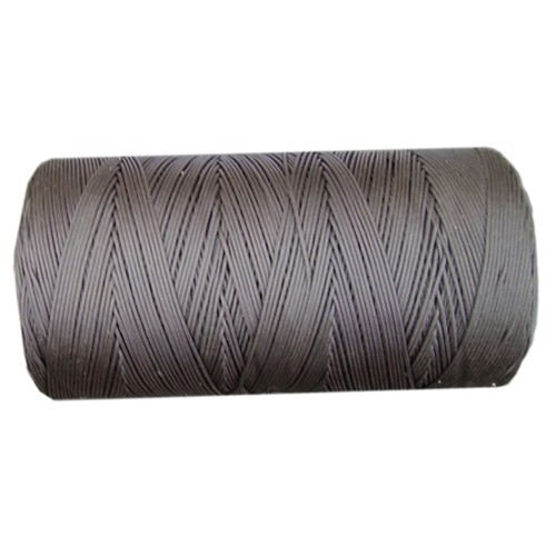 1.25mm Nylon Black Braided Cord/String - 2H