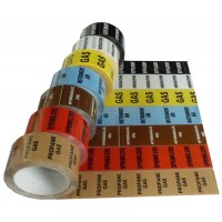 Custom Printed Pipeline ID Tape