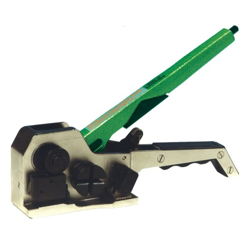12mm Polypropylene Heavy Duty Combination Serrated Seal Strapping Tool