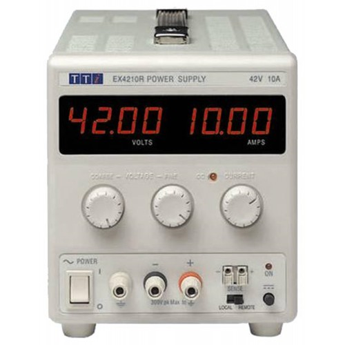 Bench Power Supply - Aim-TTi EX4210R