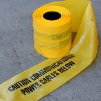 Standard Underground Warning Tape
