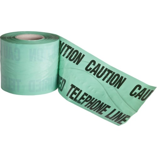 Value Detectable Underground Warning Tape (Pack of 4)