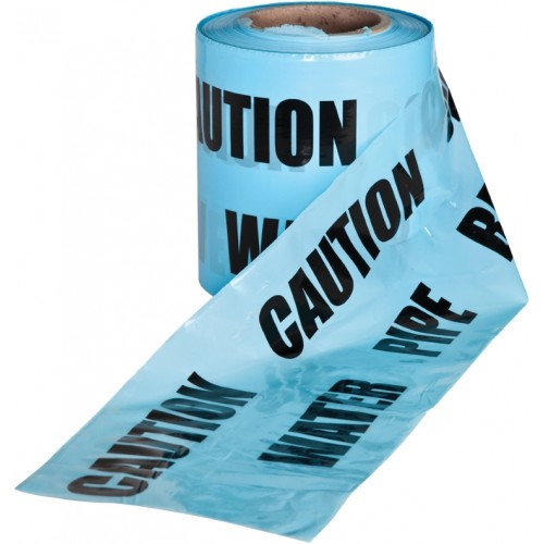 Value Underground Warning Tape (Pack of 4)