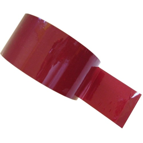 CRIMSON 04D45 (48mm) - Colour Pipe Identification (ID) Tape