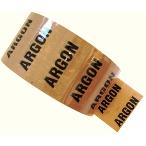 ARGON - Colour Printed Pipe Identification (ID) Tape
