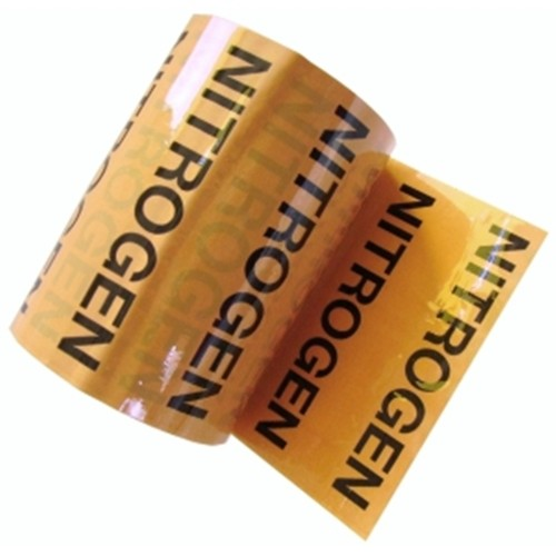 NITROGEN - Colour Printed Pipe Identification (ID) Tape