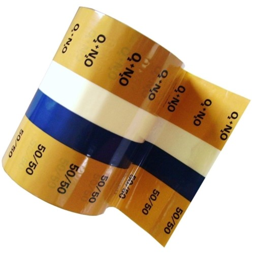 Entonox O2 + N2O 50/50 - Medical Pipe Identification (ID) Tape