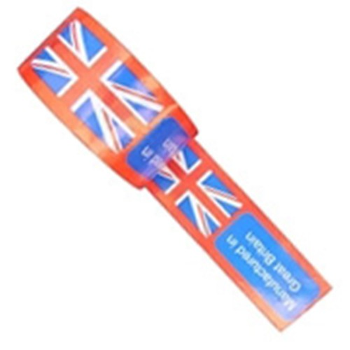 MANUFACTURED IN GREAT BRITAIN - PVC Packing Tape